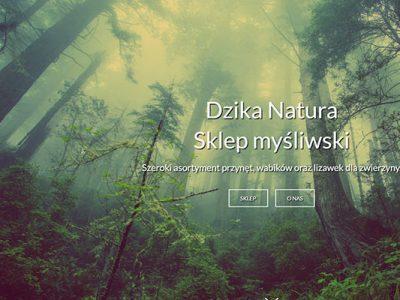 Dzika Natura - sklep myśliwski