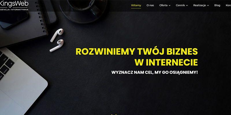 KingsWeb - agencja interaktywna